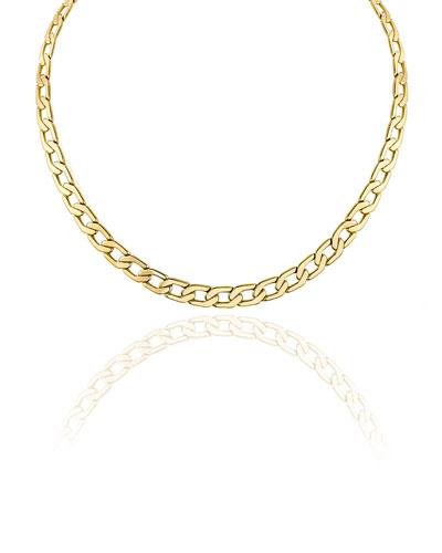 Mini Milos Chain Link Necklace