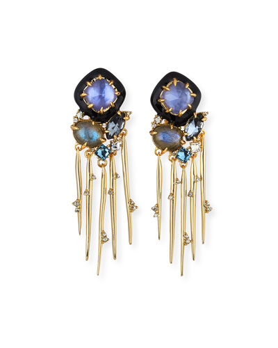 Shakey Stick Drop Earrings