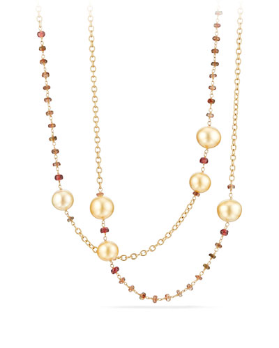 Solari Pearl Link Necklace