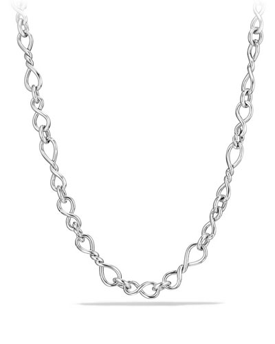 Continuance Medium Sterling Silver Chain Necklace