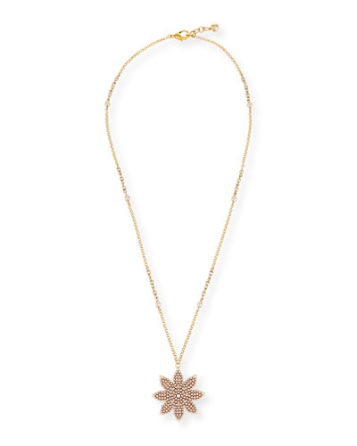 Tuileries Long Pendant Necklace