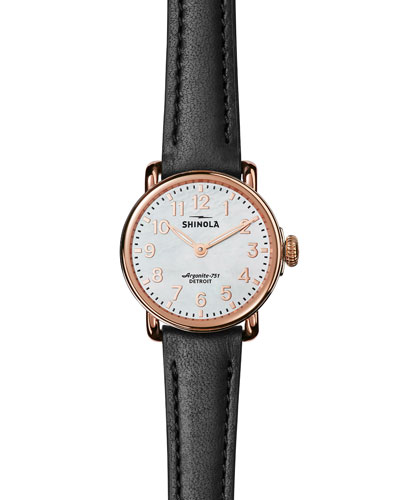 The Runwell 28mm Bracelet Watch