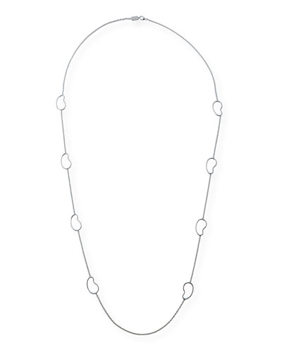 925 Classico Kidney Station Necklace, 41