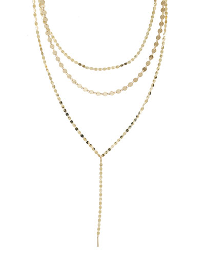 Elite Blake Remix 14K Gold Necklace