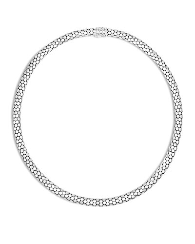 John Hardy Batu Classic Chain Extra-Small Sterling Silver Necklace, 16