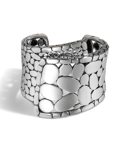 Kali Overlap Cuff Bracelet