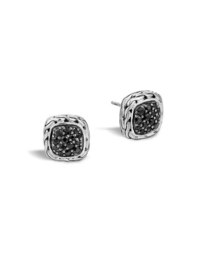 Classic Chain Square Earrings