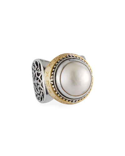 Pearl Ring, Large