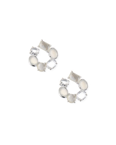 Rock Candy® Mixed Stone Earring in Flirt