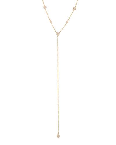 Flawless Vol. 6 Diamond Drop Necklace