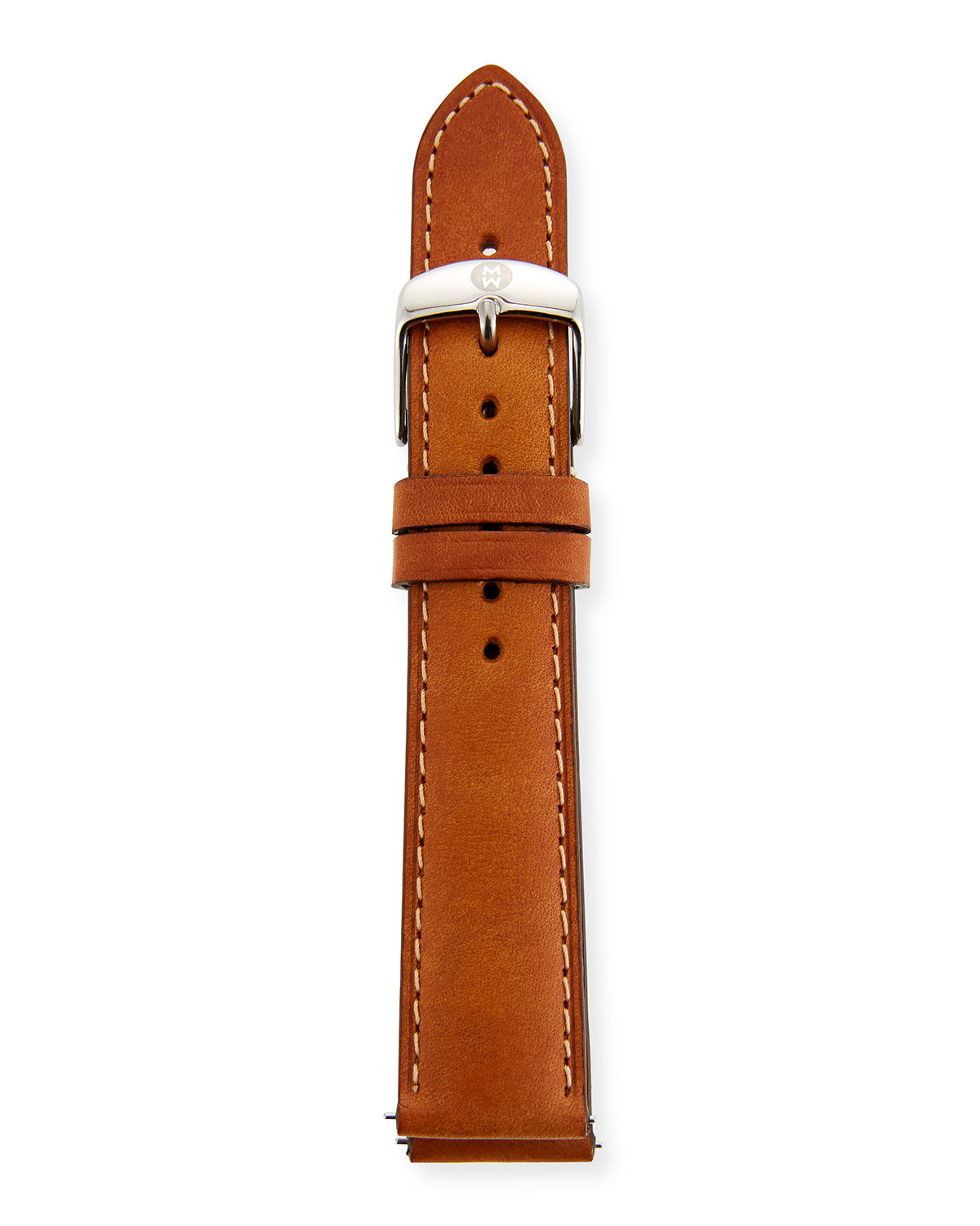 18mm Leather Watch Strap
