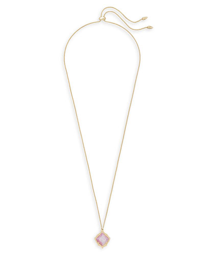 Kacey Necklace in 14k Gold Plate