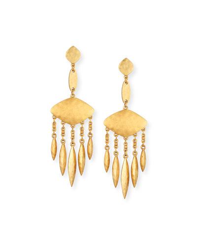Tulum Chandelier Earrings