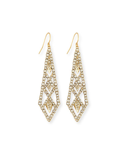Alexis Bittar Faceted Dangle Drop Earrings x9gKS9EEvF