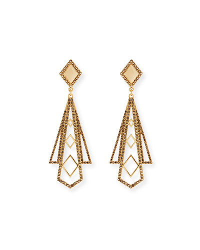 Voyage Statement Earrings