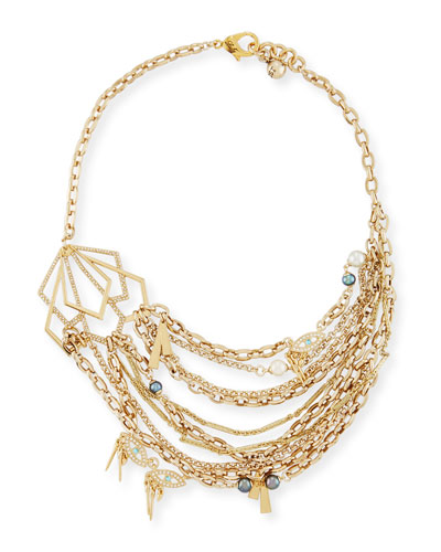 Quest Statement Necklace