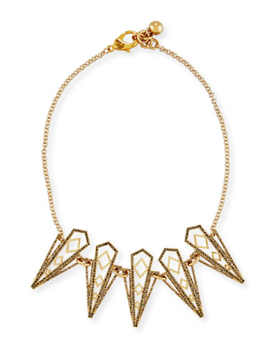 Voyage Statement Necklace