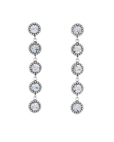 Kygo Linear Statement Earrings