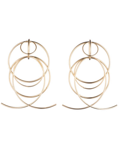 Lyanna Statement Earrings