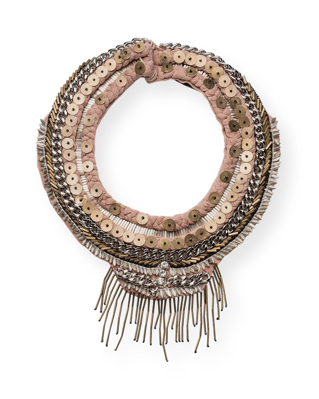 Petite Layne Beaded Necklace