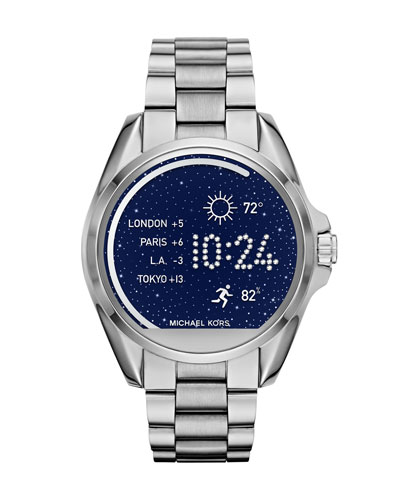 Bradshaw Stainless Steel Display Smartwatch