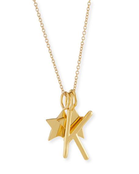 Sarah Chloe Lena Layered Pendant Necklace