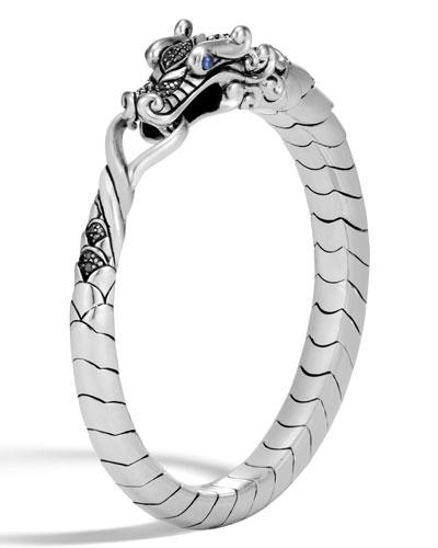 Legends Naga Silver Small Bracelet