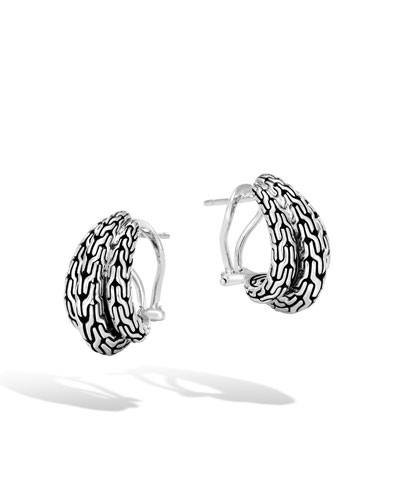 656b1927660de Silver John Hardy Earrings | Neiman Marcus
