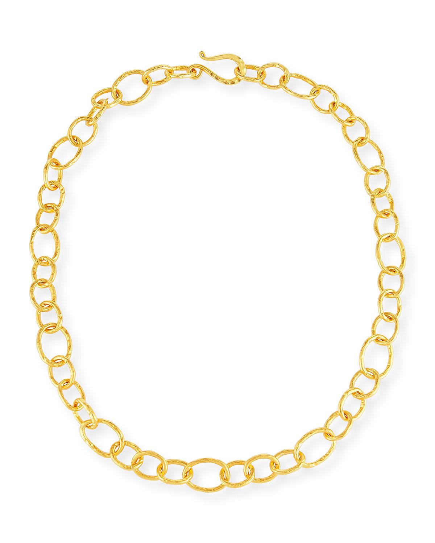 Phoenix Chain Necklace