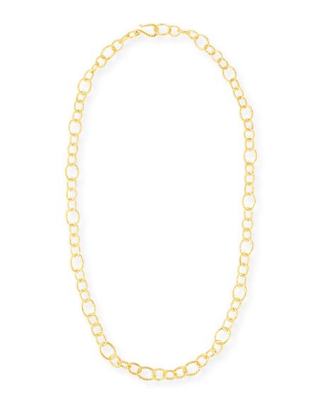 "Dina Mackney 18K Gold Vermeil Chain, 36"""