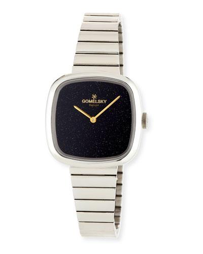 32mm Eppie Stainless Steel Bracelet Watch