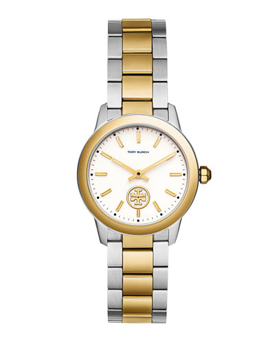The Collins Two-Tone Bracelet Watch