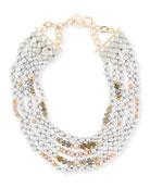Five-Strand Bracelet Necklace