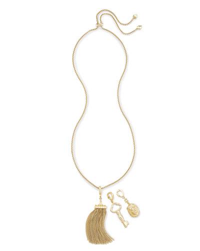 Zosia Interchangeable Pendant Necklace