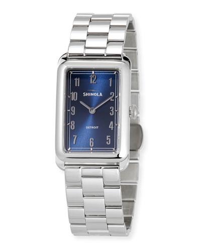 The Muldowney 24mm Bracelet Watch