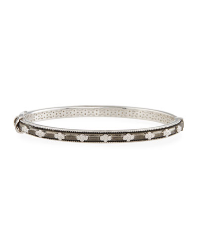Encore Provence Bangle Bracelet with White Topaz