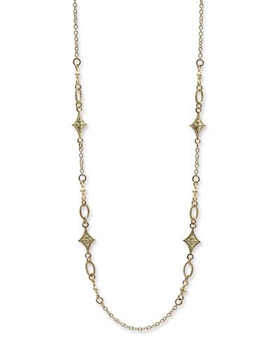 Sequin Monte Carlo Lariat Pendant Necklace uqcbzUQTE