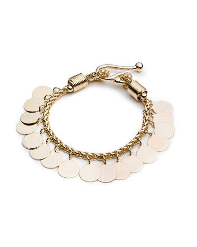 Ios Coin Bracelet