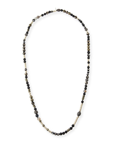 Allie Beaded Necklace