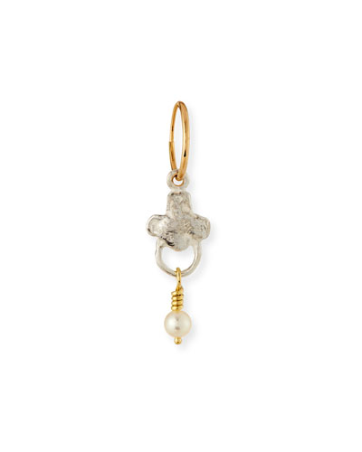 Pearl Venice Single Earring