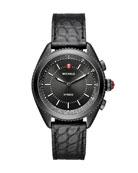 38mm Blackened Hybrid Smartwatch