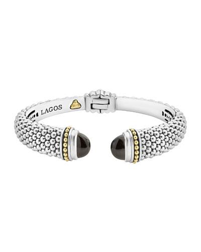 Caviar Medium Cuff Bracelet