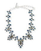 Parlor Crystal Statement Necklace