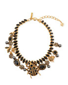 Wildlife Statement Necklace