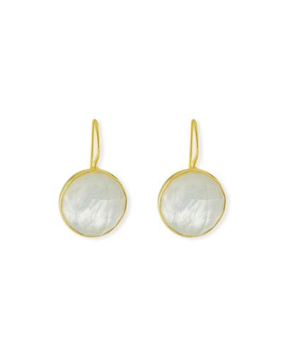 Mother-of-Pearl Doublet Earrings