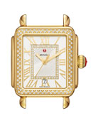 MICHELE Deco Madison Bracelet Watch with Diamonds in