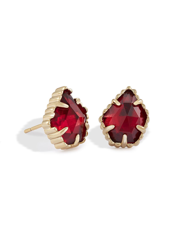 Tessa Crystal Stud Earrings