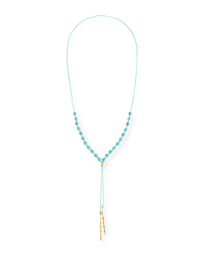 Power Gemstone Turquoise Necklace for Healing