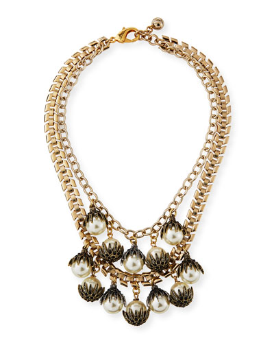 Paloma Statement Necklace