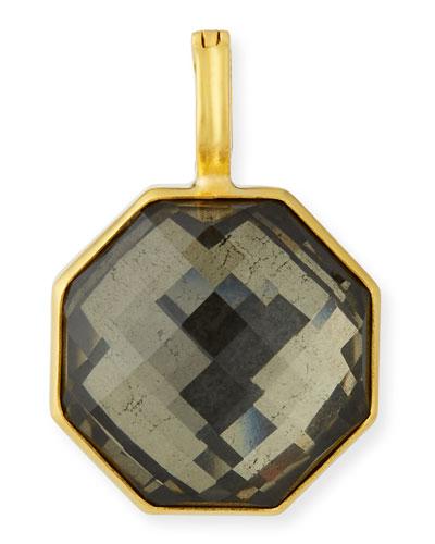 Faceted Pyrite Doublet Enhancer